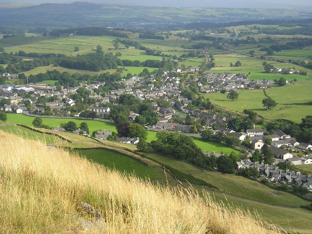 Staveley, Cumbria where our surveys are available